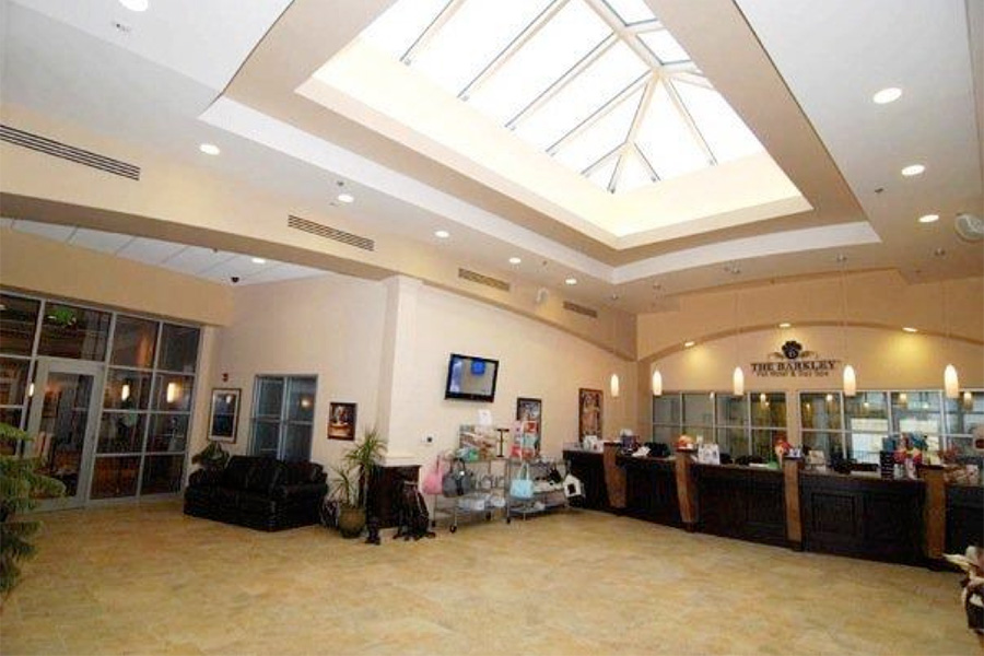 Office / Mixed Use Construction Project Lobby